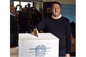renzi to resign – italy follows the global trend – votes no