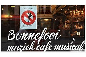 if you dance in a bar in brussels – you must pay a tax