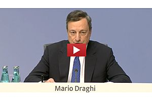 mario draghi explains again! - ecb press conference live feed