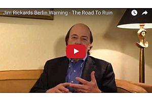 Jim Rickards on the Global War on Cash