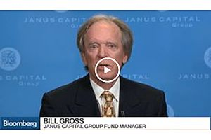Bill Gross: Global and U.S. Economy Are Highly Levered
