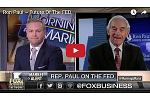 Ron Paul  on the Future of the FED