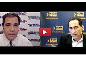 Michael Pento - Bond Bubble Is Epic