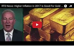 Higher Inflation in 2017 Is Good for Gold