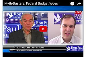 Ron Paul - Federal Budget Woes