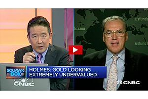 Gold Looks Extremely Undervalued at This Point