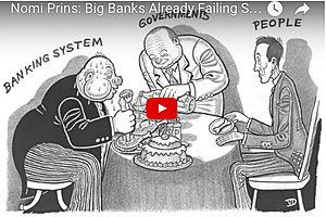 Big Banks Already Failing Before next Major Global Financial Crisis