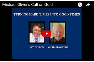 pro commodity trader michael oliver on gold and why were moving higher