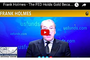The Fed Stores Gold Because They Don't Trust Fiat Currencies