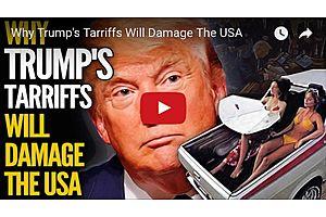 Why Trump's Tarriffs Will Damage The USA