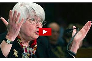 Congress to Grill Janet Yellen:  Humphrey Hawkins Testimony : LIVE 10:AM-EST