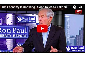 Ron Paul: Is The Economy Really That Great?
