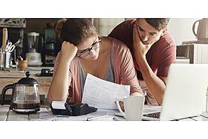 federal shortfall equals $670k per household