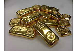inflation, interest rates, and political troubles point up for gold