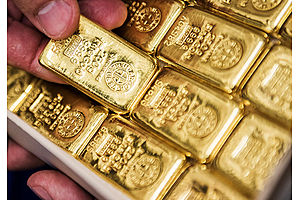 Gold Isn't Behaving in The Way It Should in Theory