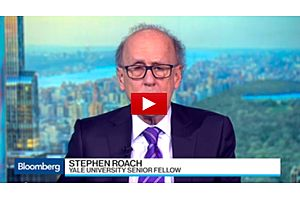 Stephen Roach: Tragic Turn of Events in U.S.