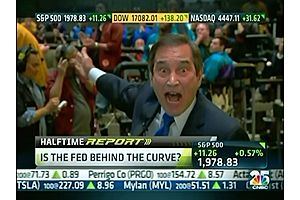 Guess Who Really Figured out the Fed Is Behind the Curve