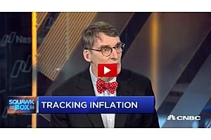 Jim Grant - Tells Us Why to Watch The Inflation Data
