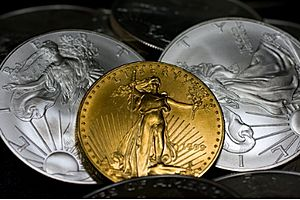 Gold and Silver Up as Dollar Falls Further from U.S. G20 Trade Message