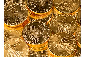 Investors Ditch Equities for Gold