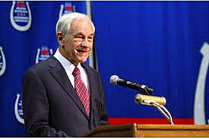 Ron Paul Wants Arizona to Exempt Gold Coins from Capital Gains Tax