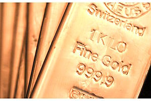 Gold Up For Another Weekly Gain