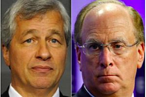 Wall Street's Biggest Names Give Warning on U.S. Economy