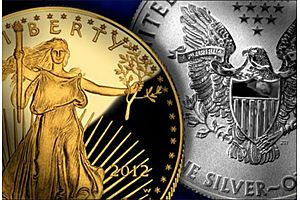 Gold, Silver And Treasuries Surge On Safe Haven Demand