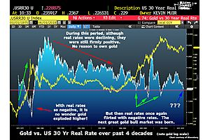 Forget Geopolitics - This Is the Real Price Driver of Gold