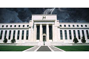 the federal reserve is a disease masquerading as its own cure
