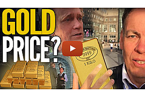 The Surprisingly Mysterious Reason For The Current Gold Price