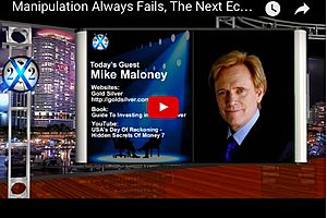 The next Economic Crash Is Going to Be a Horrific: Mike Maloney