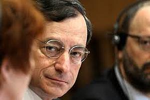 Will Mario Draghi ride to the rescue of the Italian banks?