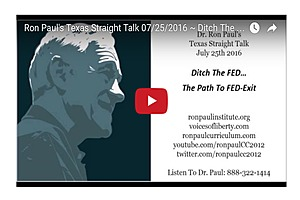 Ditch The FED ... The Path to FED-Exit