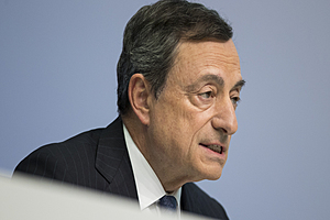 Mario Draghi On Italian Bank Bail-in Dispute