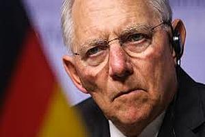 German Finance Minister Wolfgang Schaeuble Is Putting Financial Transaction Tax on Global Agenda
