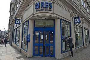 RBS may charge to hold cash deposits if Bank of England takes rates below zero
