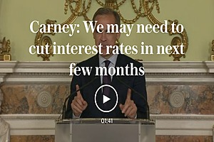 Savers fear negative interest rates as Natwest warns businesses might have to pay to hold cash