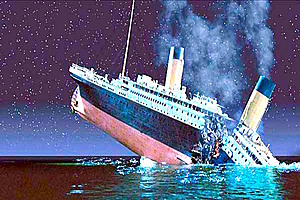 Why Real Reform Is Impossible - We Can't Believe the Mighty Titanic Could Actually Sink