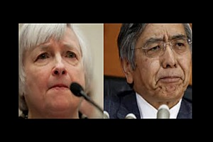 Gold - Fed And BOJ Are In Play