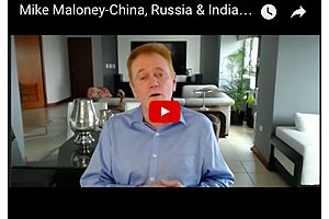 Mike Maloney - China, Russia and India Buying Gold