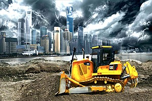 Caterpillar just put the global economy on watch