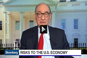 "Alan Greenspan - Stagflation, ""It's Very Clear that we will be reasonably shortly in wholly different phase"""