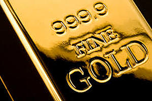 Gold up over 3% for the month, set for sixth monthly gain of the year