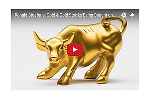 Ronald Stoeferle - Gold Being Bought on All Dips By Big Money