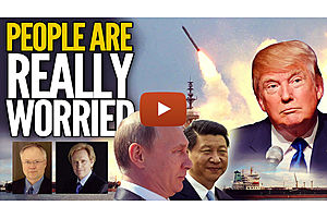 People Are Really Worried - Chris Martenson & Mike Maloney