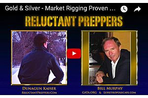GATA's Murphy Reveals Whats Currently Behind the Gold & Silver Markets