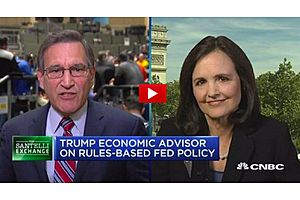 Dr. Judy Shelton: Reconnecting Monetary Policy to the Real Economy