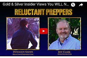 Gold/Silver Insider: Jeff Clark - Views You WILL NOT HEAR on the News