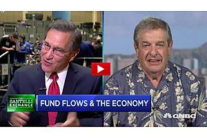 "Trim Tabs, Charles Biderman: ""Central Banks Keep Markets Elevated"""